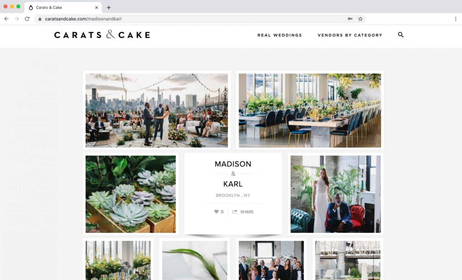 Edward Winter, Carats & Cake Feature, Amanda Savory Events, The Bordone
