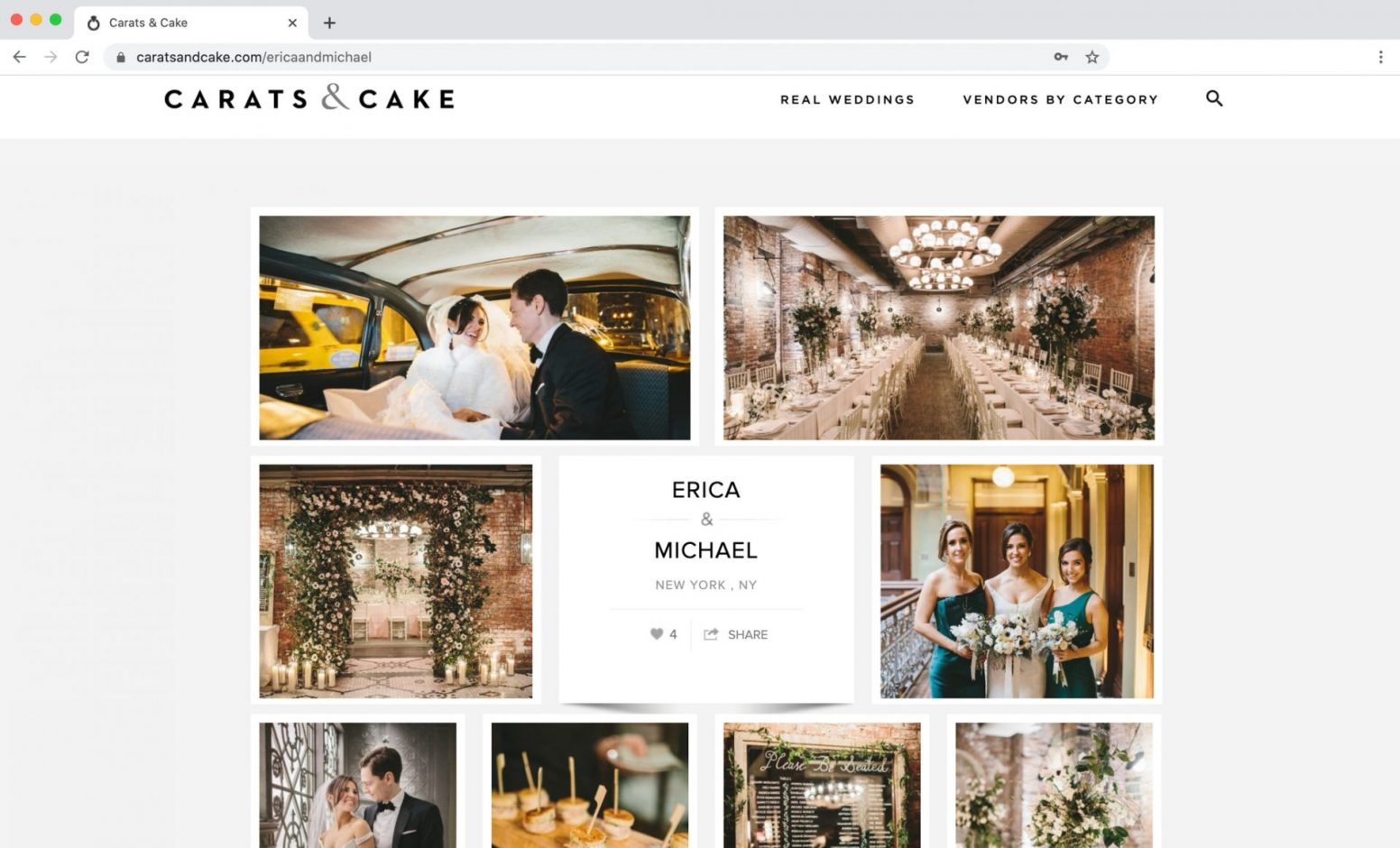 Carats and Cake Feature The Beekman Hotel