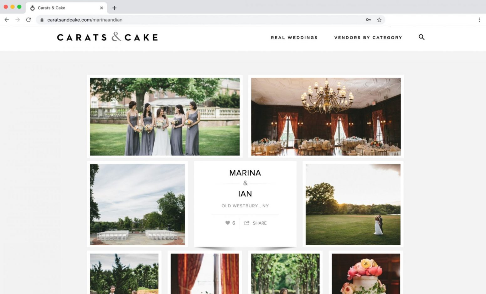 Carats & Cake Feature De Seversky Mansion Wedding