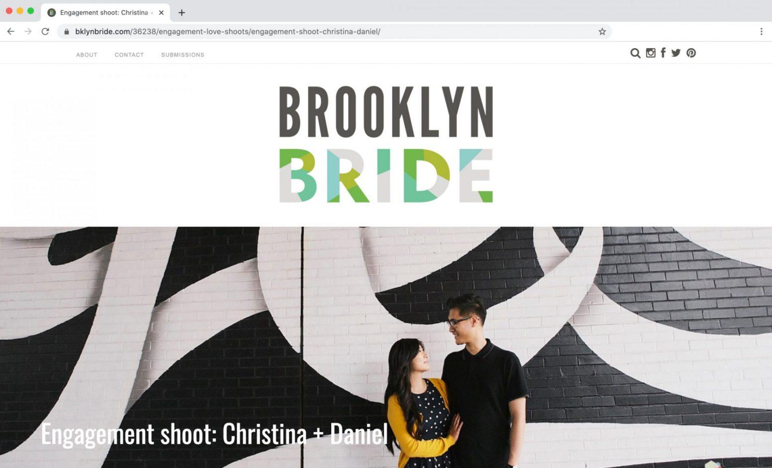 Edward Winter, Brooklyn Wedding Photographer